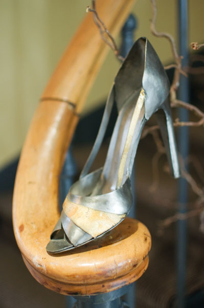 La chaussure de Madame