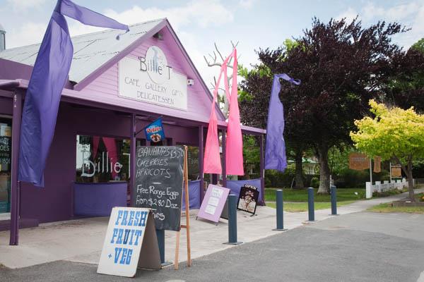 Boutique de produits locaux à St Helens tasmanie