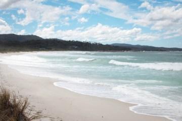 Bays of Fire en Tasmanie
