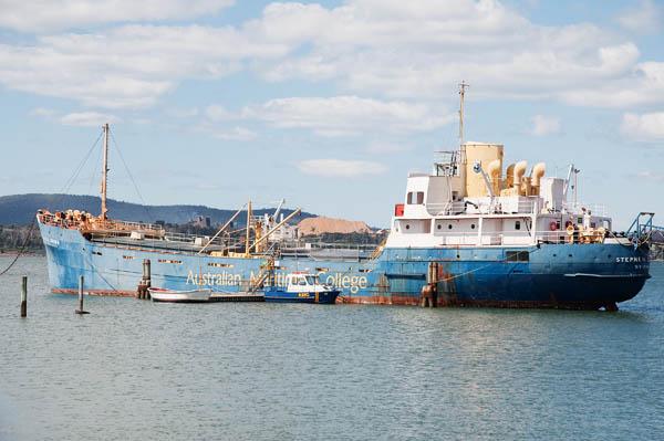 Le port de Devonport