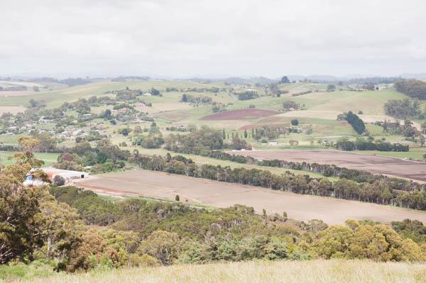 Forth et toutes les zones agricoles de la région
