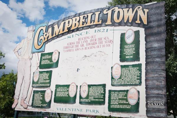 campbell town tasmanie