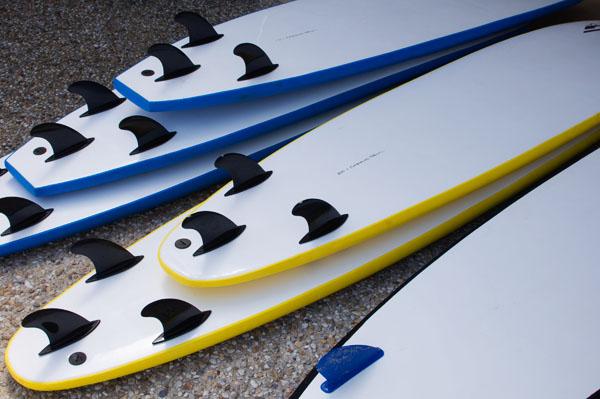 Ecole de surf à Bisacrosse