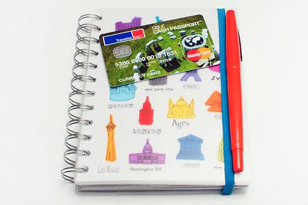 Cash Passport de Travelex