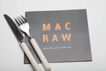 restaurant MacRaw Paris 14