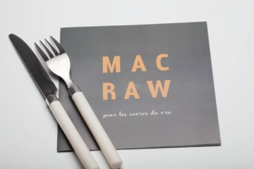 Macraw Restaurant Paris