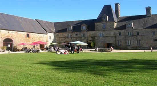 Le Château d'Agneaux écolo
