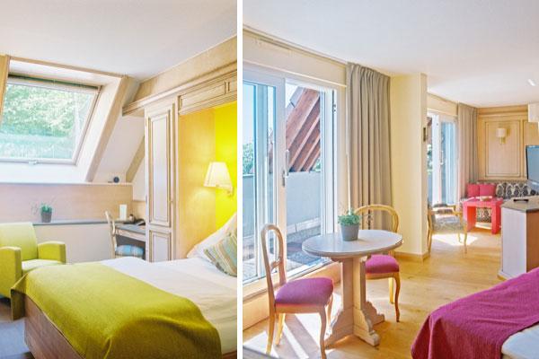 Hotel La Clairière dans les Vosges