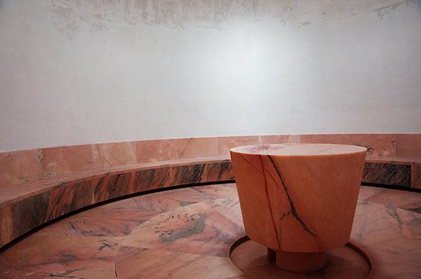 Le bain turc du Spa de l'Hôtel Porto Santo