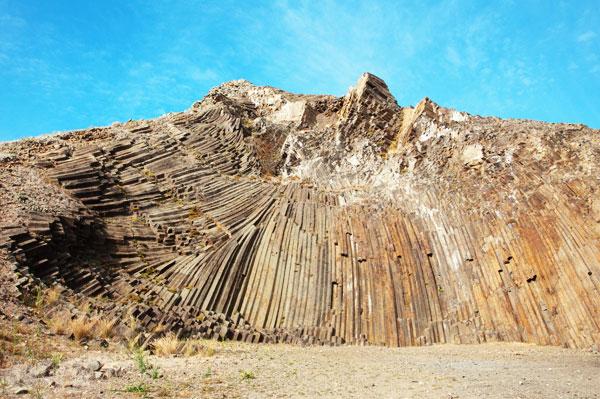 Porto Santo île volcanique