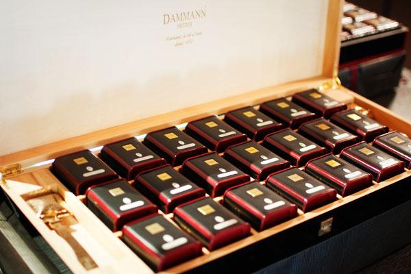 Coffret découverte du thé Dammann