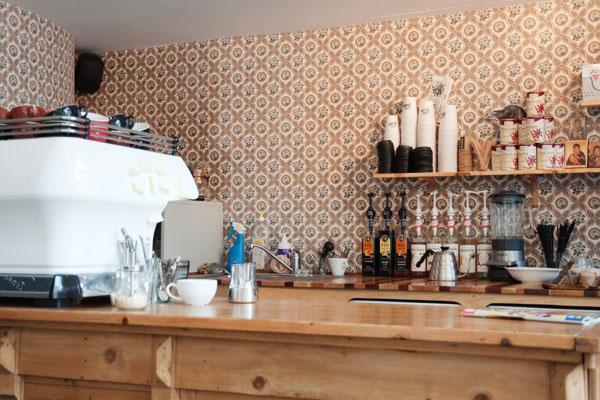 Kolonel Koffie top café de Anvers