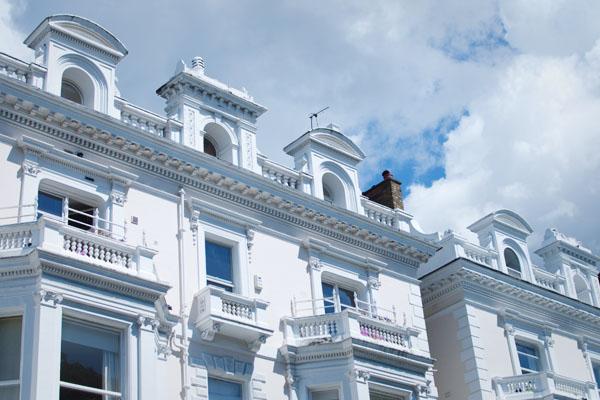 Maisons de Notting Hill Londres