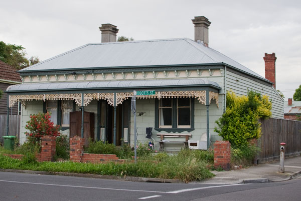 Se promener dans les quartiers habit s de melbourne en - Maison entrepot melbourne en australie ...