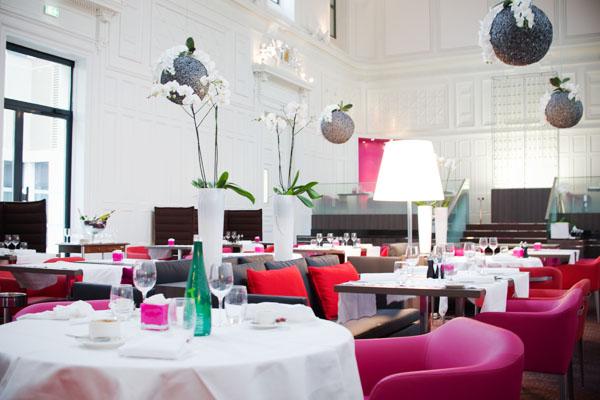 Radisson BLU Nantes - Restaurant l'Assise