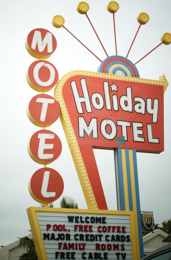 Motel à Las Vegas