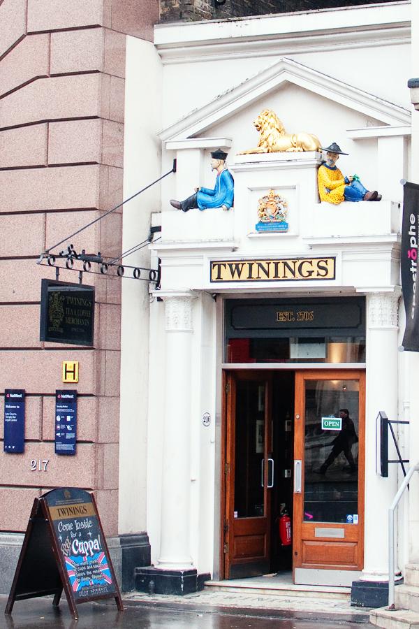 Twinnings Londres