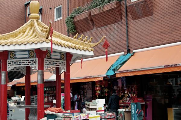China Town à LOndres