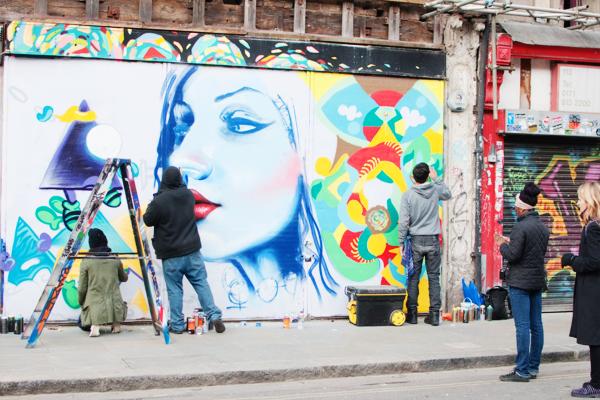 London arty