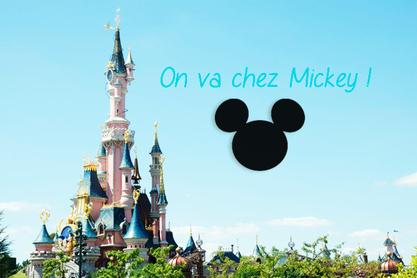Week-end à Disneyland Paris