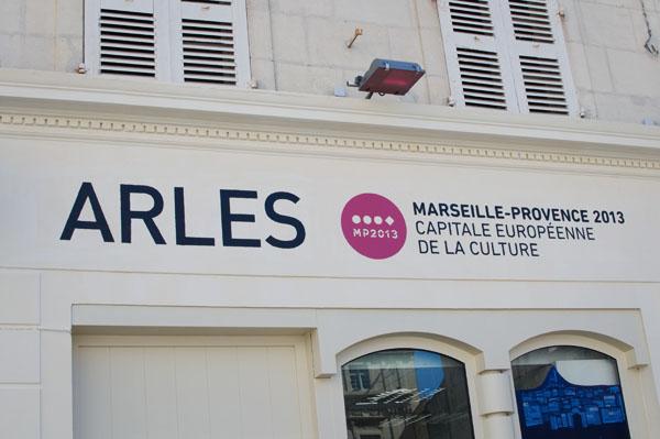 Arles - Marseille Provence 2013