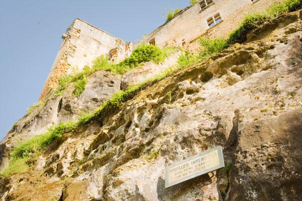 Chateau de Commarque Périgord
