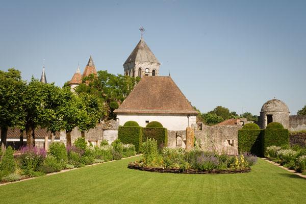 Panorama depuis le Château de Bourdeilles