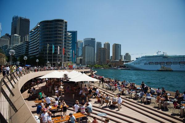 Sydney - Foodcourts
