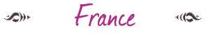 Produits de beauté venus de France