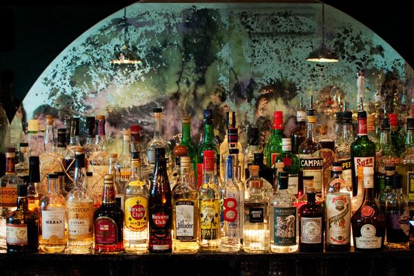 Cocktail chez Glass à Pigalle