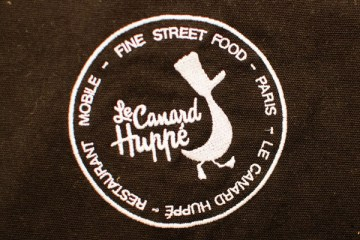 Canard Huppé - Food truck Paris