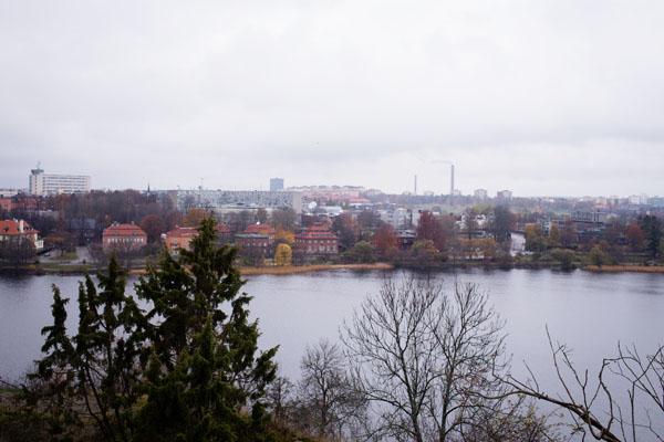 Ecomusée Skansen à Stockholm