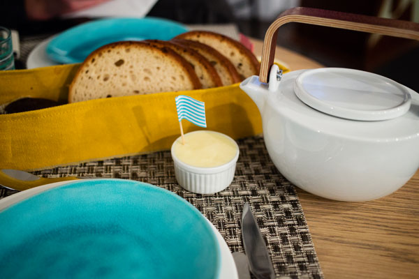 Hotel 1erEtage - Le petit-dejeuner