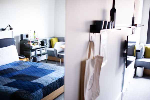 ACE Hotel Londres - Chambre Double Deluxe