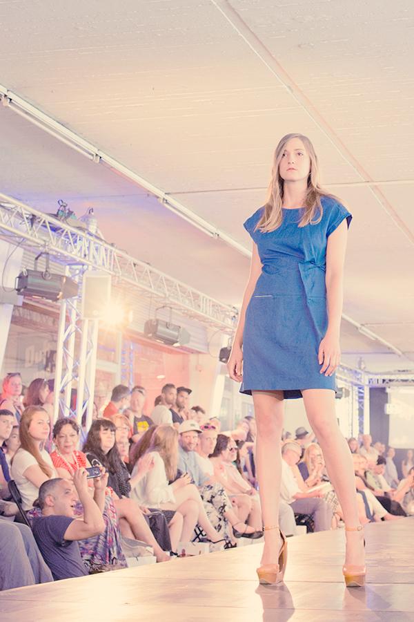 Défilé de mode Festival Le Bloc 2014