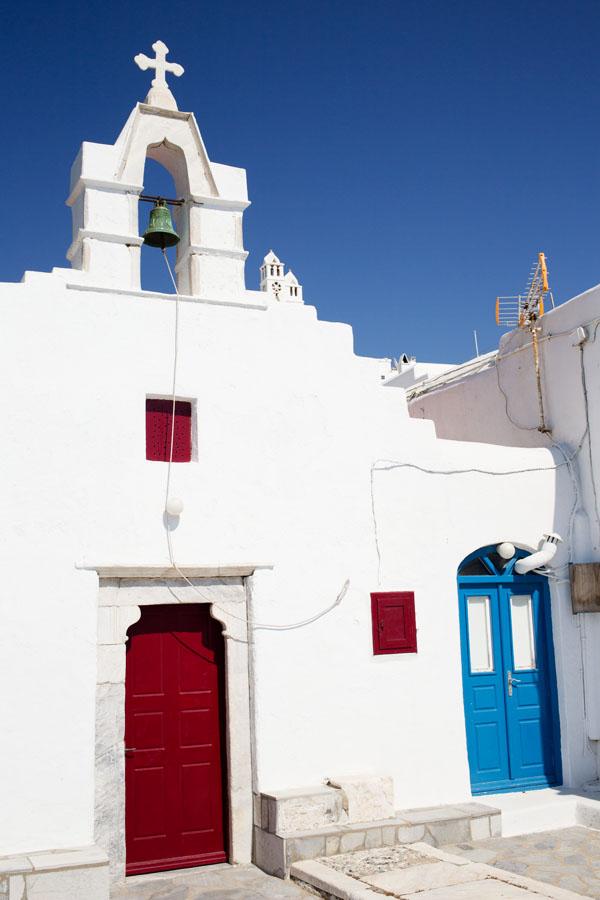 Mykonos chapelle