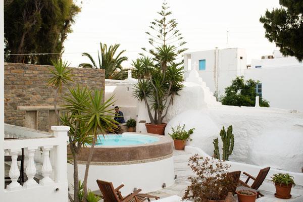 Hôtel Carbonaki Mykonos