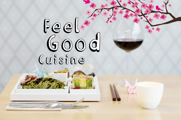 Neo Bento feel good cuisine