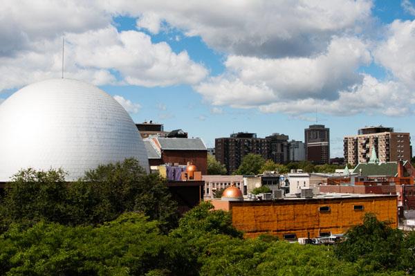 Rooftop Hotel Zero 1 Montreal