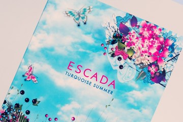 ESCADA Turquoise Summer 2015