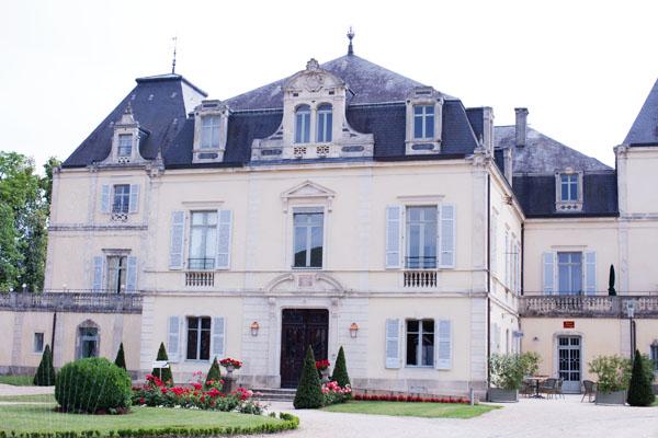 CHateau de Citeaux à Meursault
