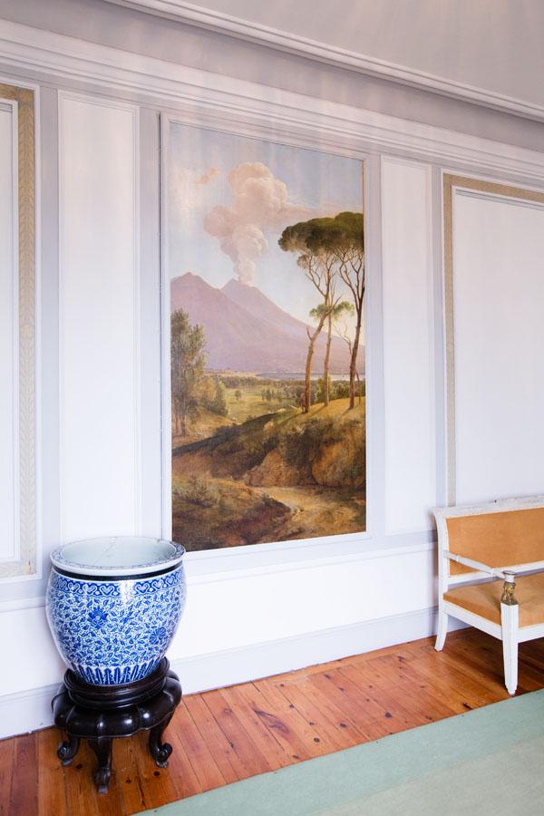 Valençay - Couloir chambres