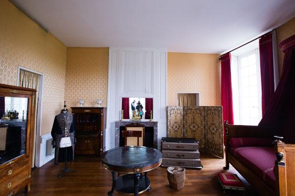 Valençay - Chambre du Prince de Talleyrand