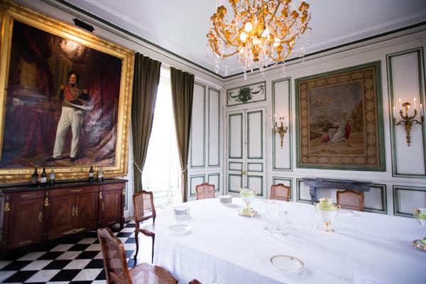 Valençay - Salle à manger