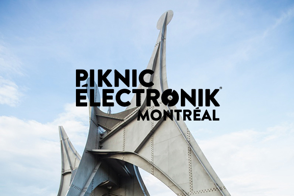 Piknic Electronik de Montréal 2015