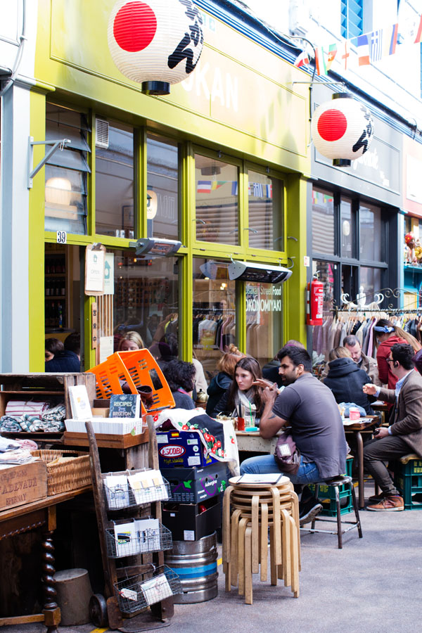 Brixton Village à Londres