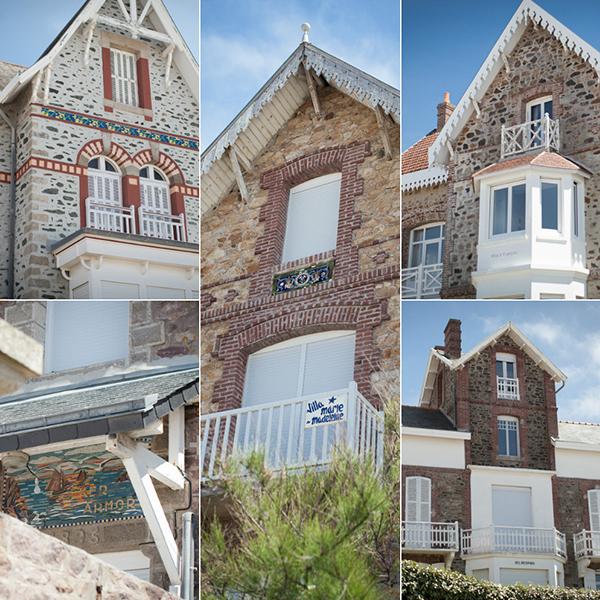 Villas balnéaires du Val-André