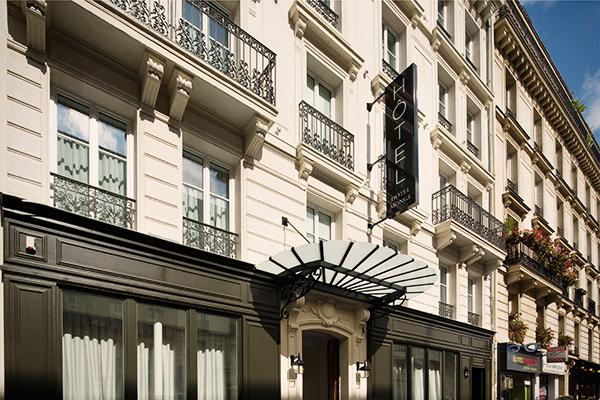Hôtel Monge Paris 5
