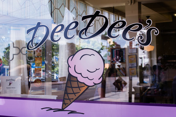 DeeDee's ice cream halifax