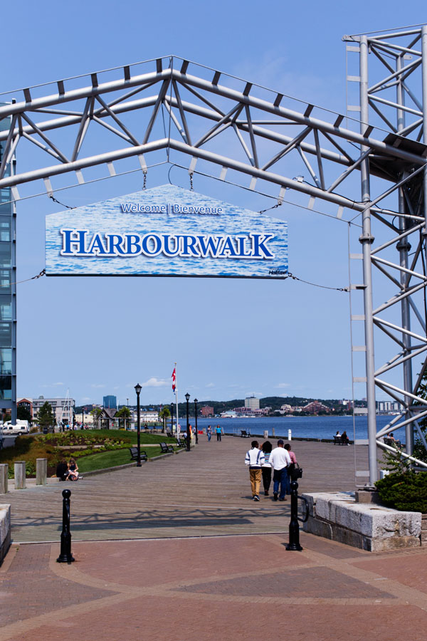 Halifax waterfront
